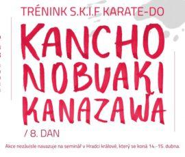 Seminář s Kanazawou