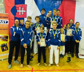 Shotokan Cup Vamberk 2019