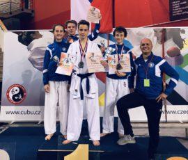 Mistrovství České republiky 2019