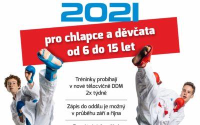 Nábor 2021