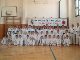 2005 - Páskování