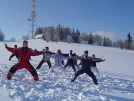 2005 - Zimní soustředění Strážná