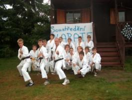 2006 - Letní soustředění Deštné
