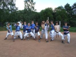 2007 - Letní soustředění Deštné