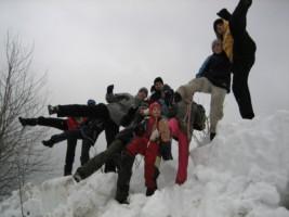 2007 - Zimní soustředění Strážná