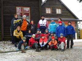 2008 - Zimní soustředění Strážná