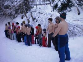 2010 - Zimní soustředění Strážná