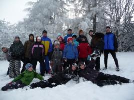 2011 - Zimní soustředění Strážná